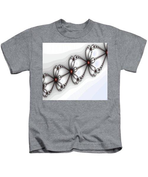 Hearts Of Fire Kids T-Shirt