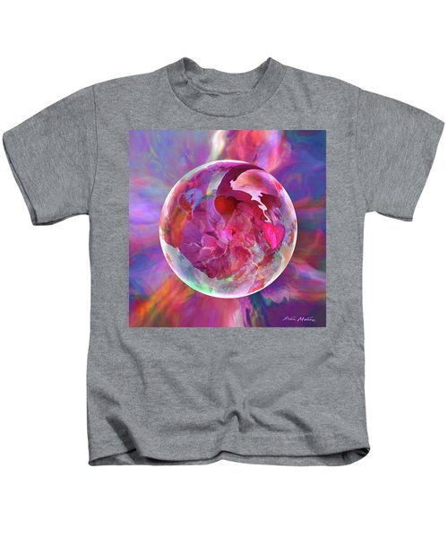 Hearts Of Space Kids T-Shirt