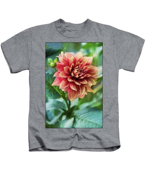 Heat Of Summer Kids T-Shirt