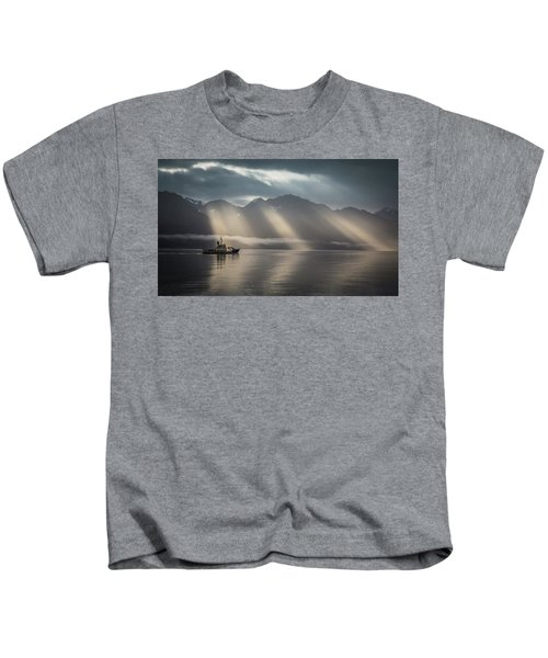 Heavenly Light Kids T-Shirt