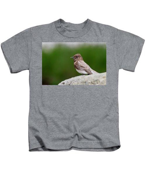 Black Phoebe Kids T-Shirt