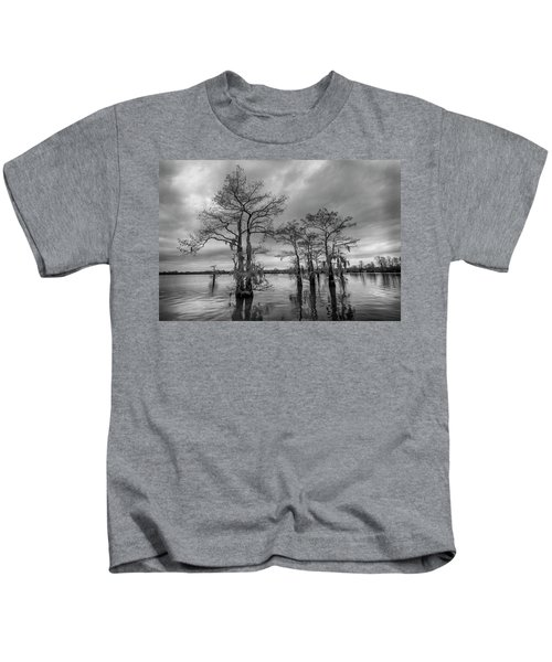 Henderson Swamp Wetplate Kids T-Shirt