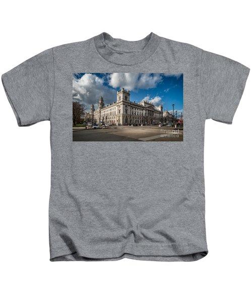 Her Majesty's Treasury Kids T-Shirt