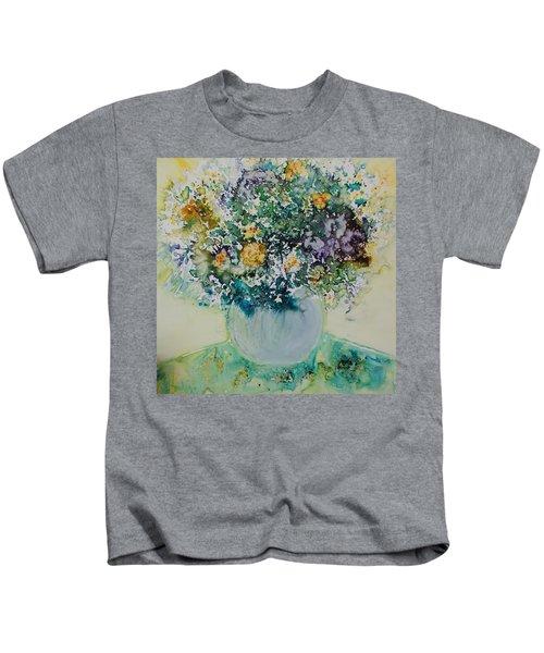 Herbal Bouquet Kids T-Shirt