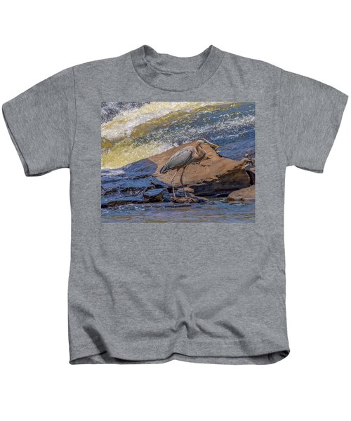 Heron Kids T-Shirt