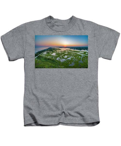 Hidden Beauty Pano Kids T-Shirt