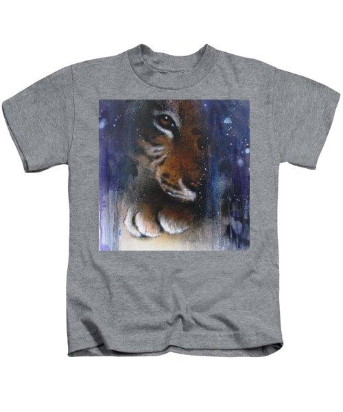 Hidden Tiger Kids T-Shirt