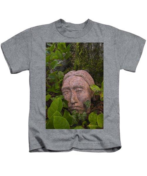 Hiding Signed Kids T-Shirt