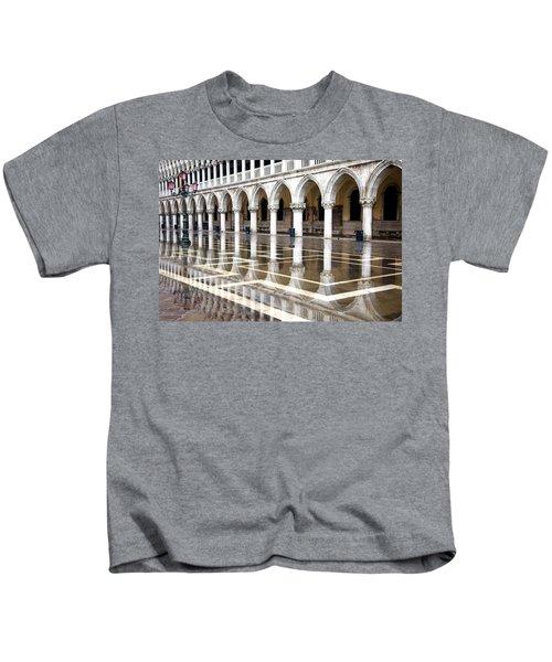 High Water At St. Mark's  Kids T-Shirt