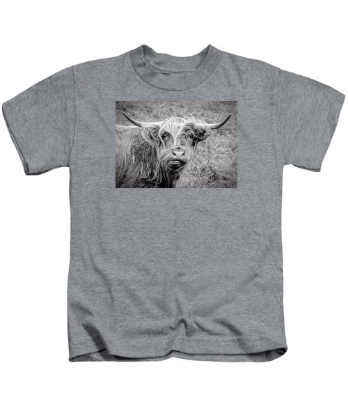 Highland Cow Kids T-Shirt