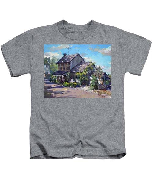 Historical House Ontario Kids T-Shirt