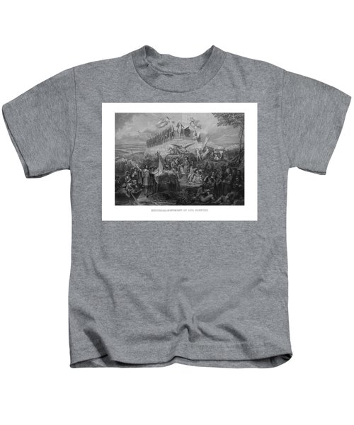 Historical Monument Of Our Country Kids T-Shirt