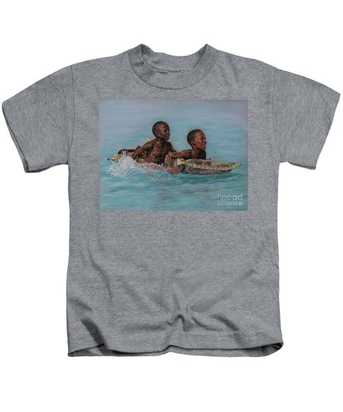 Holiday Splash Kids T-Shirt