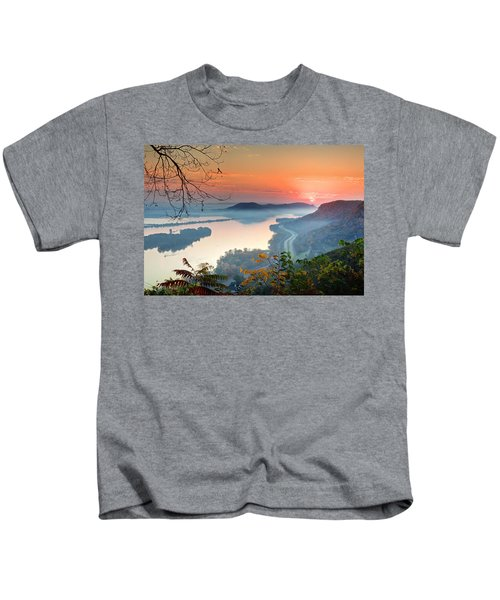 Homer Sunrise Kids T-Shirt