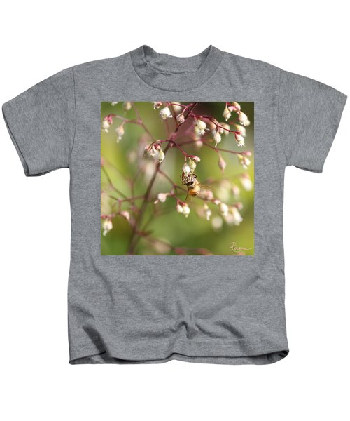 Honey Acrobat Kids T-Shirt