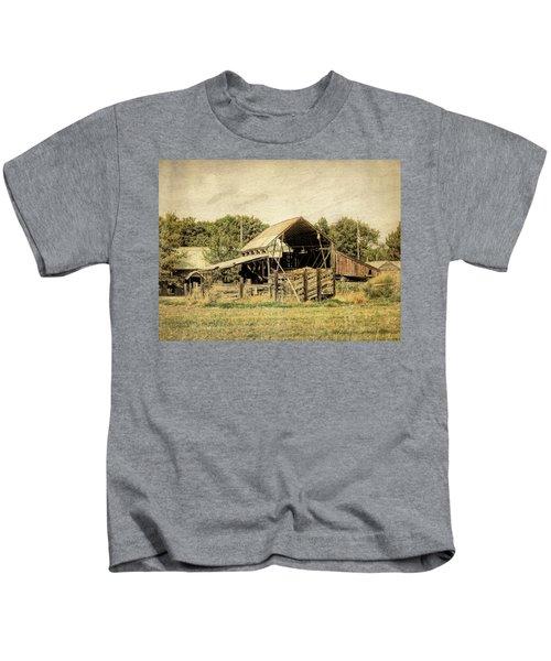 Hooper Hay Shed Kids T-Shirt
