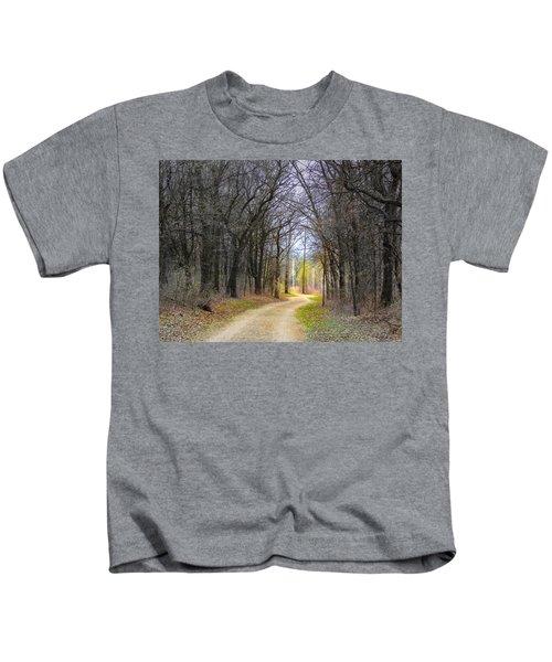 Hope In A Dark Forest Kids T-Shirt