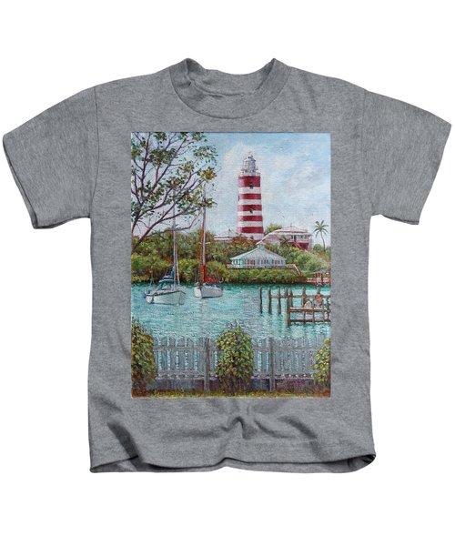 Hope Town Lighthouse Kids T-Shirt
