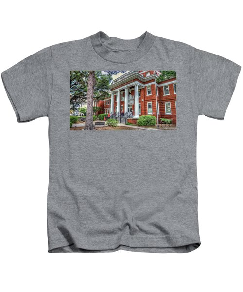 Horry County Court House Kids T-Shirt