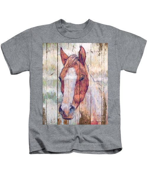 Horse 2 Kids T-Shirt