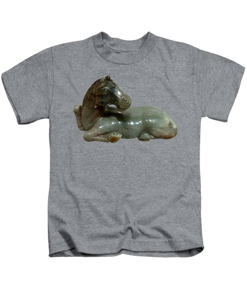 Horse Figure Kids T-Shirt