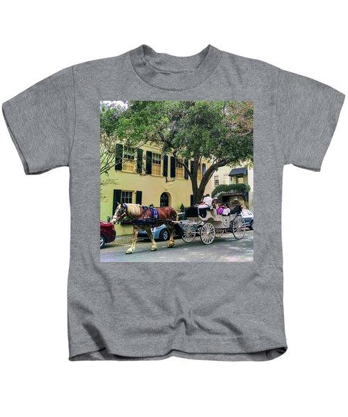 Horse Stories Kids T-Shirt