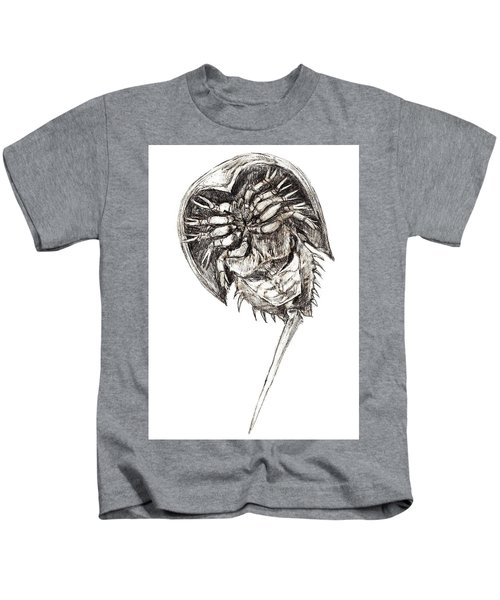 Horseshoe Crab Kids T-Shirt