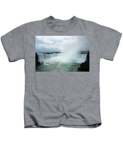 Horseshoe Falls Kids T-Shirt