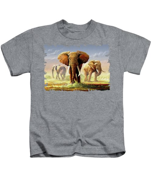 Hot Mara Afternoon Kids T-Shirt