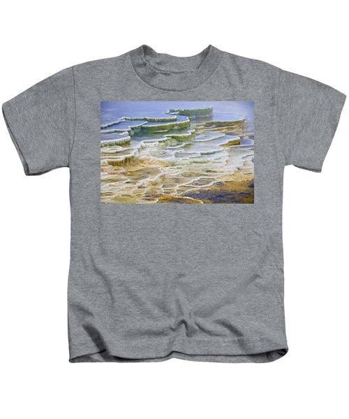 Hot Springs Runoff Kids T-Shirt