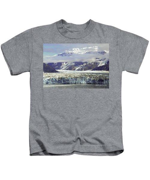 Hubbard Glacier Kids T-Shirt