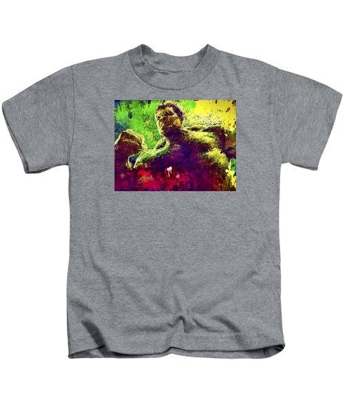 Hulk Smash Kids T-Shirt