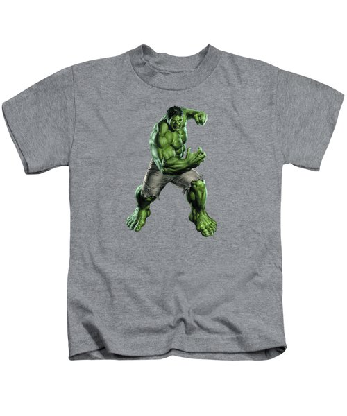 Hulk Splash Super Hero Series Kids T-Shirt