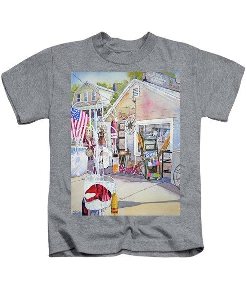 Hull Of A Shoppe Kids T-Shirt