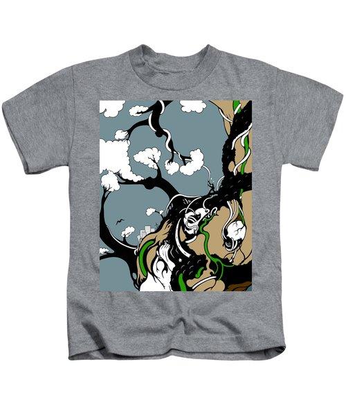 Humanity Rising Kids T-Shirt