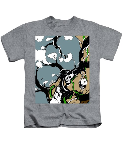 Humanity Rising Kids T-Shirt