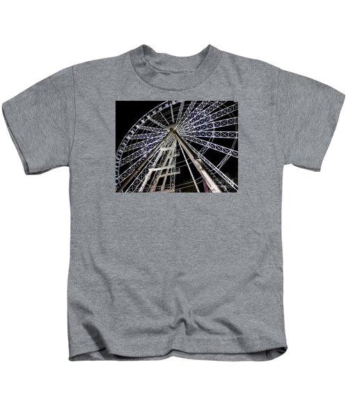 Hungarian Wheel Kids T-Shirt