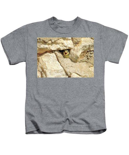 Hungry Chick Kids T-Shirt