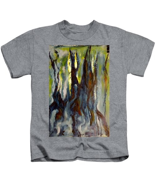 Hunted Forest Kids T-Shirt