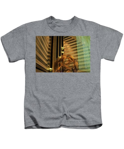 Hyatt Regency Sf Atrium Kids T-Shirt