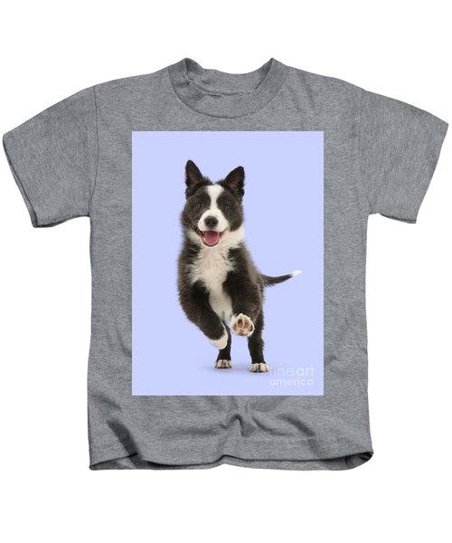 I Can Run All Day Kids T-Shirt