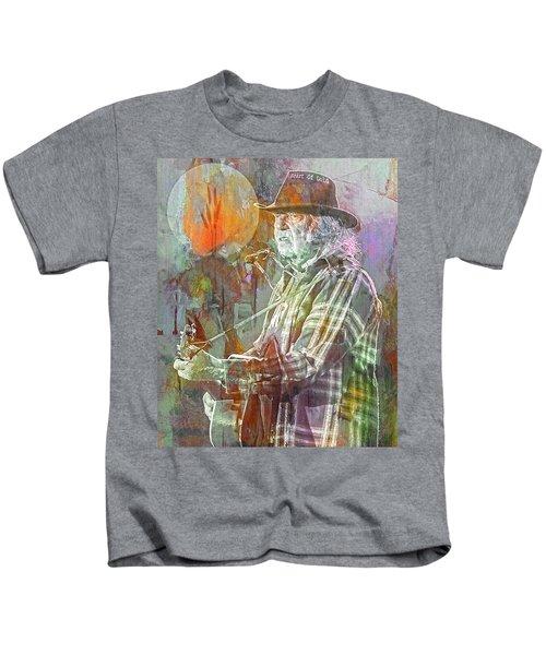 I Wanna Live, I Wanna Give Kids T-Shirt