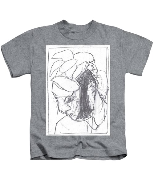 I Was Born In A Mine 8 Kids T-Shirt