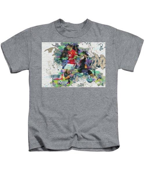 Ibrahimovic Street Art Kids T-Shirt