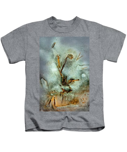 Ice Abstract Kids T-Shirt