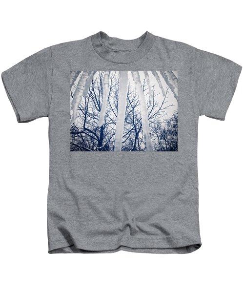 Ice Bars Kids T-Shirt