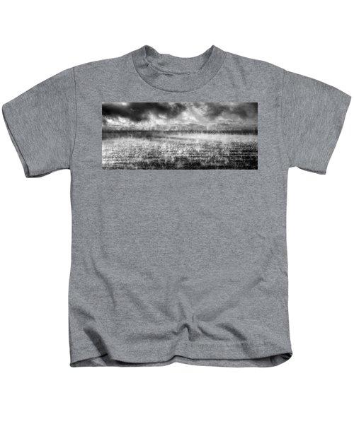 Ice Fog  Kids T-Shirt