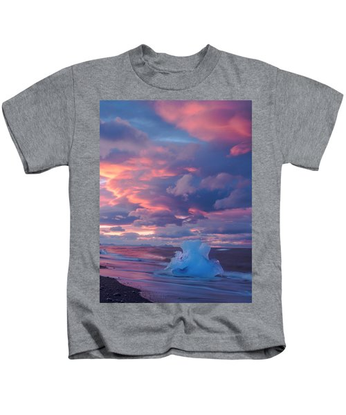 Ice Ignites Kids T-Shirt