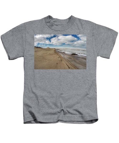 Ice Shelf Kids T-Shirt