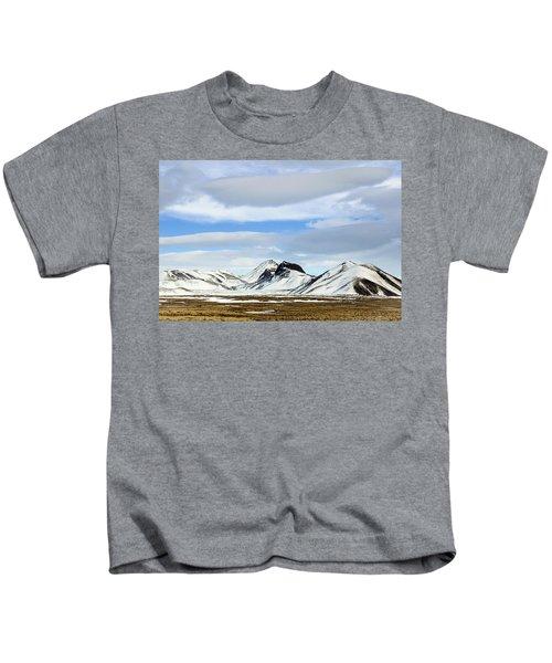 Icelandic Wilderness Kids T-Shirt